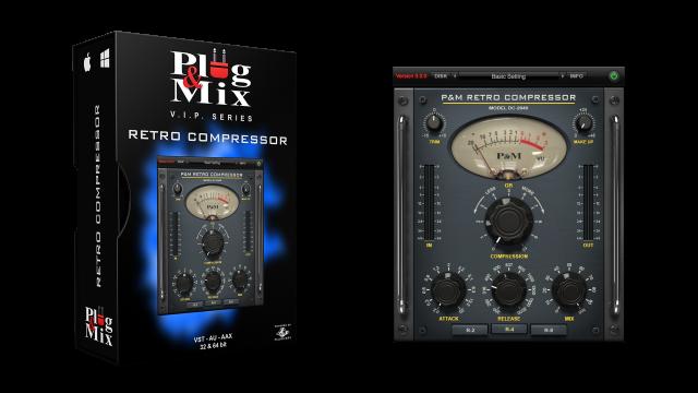 Retro Compressor