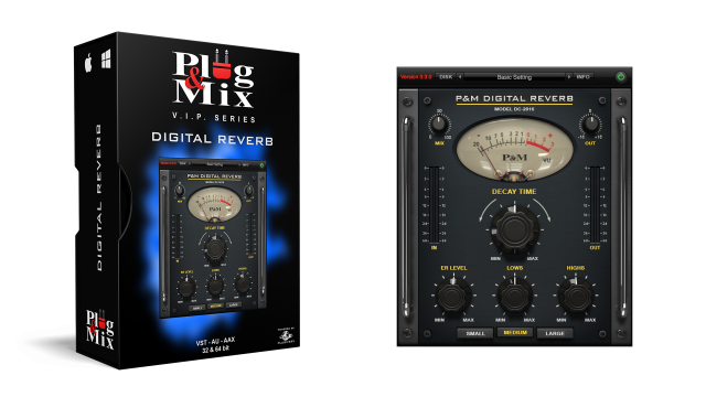 Digital Reverb