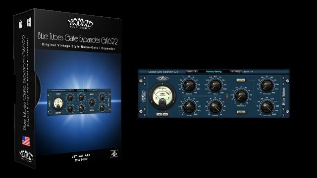 Blue Tubes Gate Expander GX622