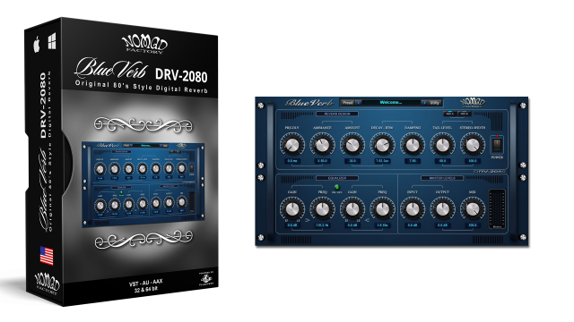 BlueVerb DRV-2080